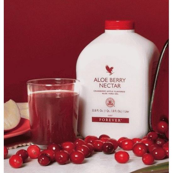 Сок Алоэ ягодный нектар, 1 литр._2