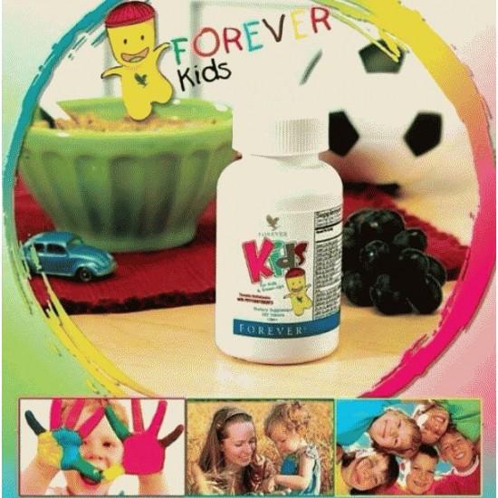 Кидз, натуральные витамины, 120 таб._2